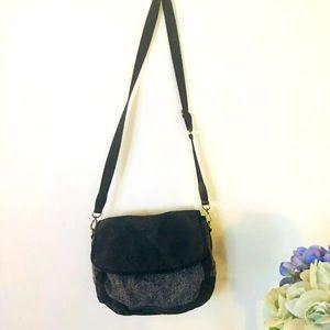 Stormy Kromer Wool Herringbone Messenger Bag